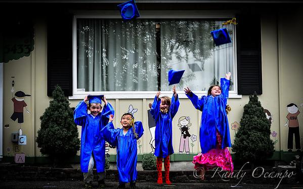 La Petite 2014 Graduation