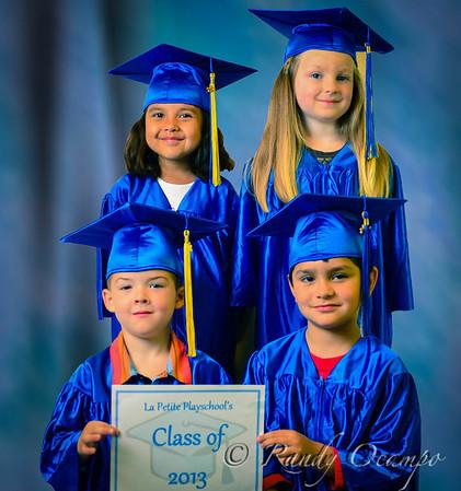 La Petite Play School 2013 Graduation